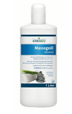 Cosimed Massageöl - Neutral - 1 Liter. Massage. CosiMed Öl Neutral