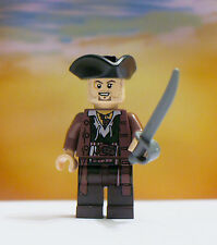 New  LEGO Pirates of The Caribbean Scrum minifigure- 4194 Retired!