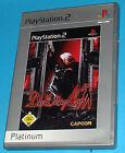 Devil May Cry - Sony Playstation 2 PS2 - PAL