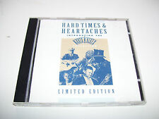 Hard Times and Heartaches * LIMITED EDITION BLUES CD EUROPE 1994 *