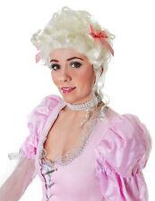#marie Antoinette Peluca Fancy Dress Cuento De Hadas Para Adultos Accesorios
