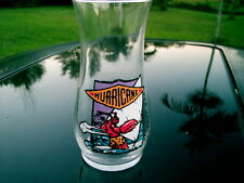 RED LOBSTER   TALL  DRINK GLASS HURRICANE  LOBSTER