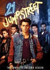 21 Jump Street - The Complete Second Season (DVD, 2010, 4-Disc Set) - NEW!!
