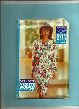 BUTTERICK  6884  pattern sheath dress jacket Sz 12 14 16 see&sew uncut