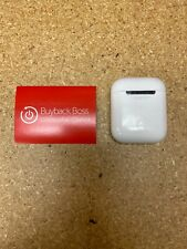 New listing Apple AirPods (A1523) Used with Charging Case Case (A1602)