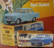 1/43 Collezione Dinky Toys Opel Kadett