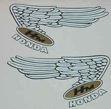 Honda classic tank wings RSC decal sticker grand prix RC163, RC181