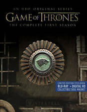 Game of Thrones: Season 1 (Blu-ray Disc + Digital HD) NIP, Collectible Magnet!!!