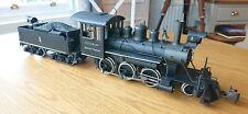 Bachmann LGB G Scale Big Hauler  2-6-0 Baldwin Mogul Steam Locomotive with Sound