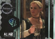 Alias Season 4 Ribbon Trim Vest Incentive Worn by Jennifer Garner PW2 Pieceworks