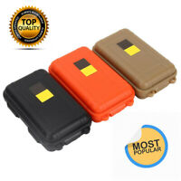 Sponge Shockproof Waterproof Case Outdoor Survival Container Storage Box UK