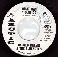 Northern Soul - Harold Melvin - What Can A Man Do (Autographed Demo) **Listen**