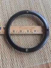 "Infinity 5 1/4"" Woofer Trim Ring 902-5233   Black Plastic Exc"