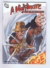 A Nightmare on Elm Street Promotional Giveaway Mini Comic 2007 VF/NM DC PWC