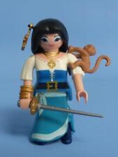 Playmobil Pirate Lady Figurine Féminin Fille Mousquetaire - pour Île / Navire