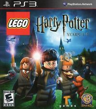 Lego Harry Potter: Year 1-4  - Sony Playstation 3 Game