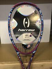 Brand New Harrow Multisport Racket Stealth Camo