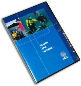 PADI SEARCH AND RECOVERY SPECIALITY DVD