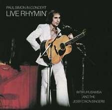 PAUL SIMON - In Concert: Live Rhymin' + 2 Bonus Tr. - CD - NEU/OVP