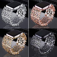 For Apple Watch iWatch Series SE 6/5/4/3 38/40/42/44mm Jewelry Band Women Bangle