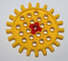 Lego Technic Vintage Gear 21 Tooth with axle hole ref g21/ set 811.800.810.803