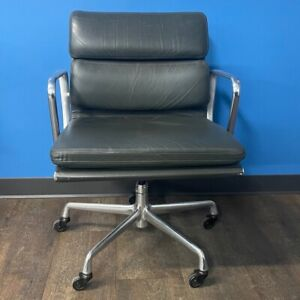 Herman Miller Eames Soft Pad Management Chairs