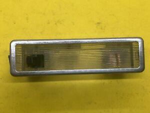 Fiat 850 124 Spider Dino Lamborghini Center Console Map Courtesy Light NOS