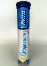 Plusssz Classic Magnesium Vitamin B6 20 effervescent tabs - Magnez B6 magne b6