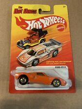 Hot Wheels Ford Gt40 The Hot Ones