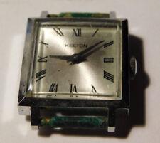 vintage Watch MONTRE carrée KELTON