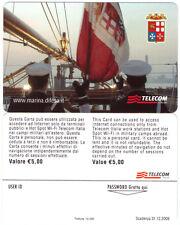 SCHEDA TELEFONICA INTERNAZIONALE TELECOM SCADENZA 31 12 2008