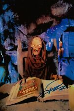 JOHN KASSIR signed Autogramm 20x30cm CRYPT KEEPER in Person autograph TALES FROM