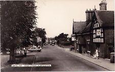 Shropshire postcard HIGH STREET, ALBRIGHTON by Friths 1960's