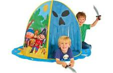 Chad Valley Pirate Island Pop up Play House Bundle Set Tent Den Kids Childrens
