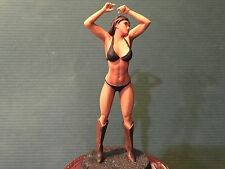 1/24 1/25 or G Scale Resin Model Kit, Sexy action Figure Cow Girl Emma
