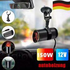 Auto Heizlüfter 12V Zusatzheizung Kfz Heizung Ventilator Scheibenenteiser Heizer