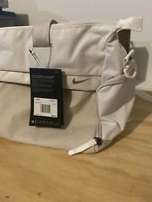 NWT Nike BA5528-030 Radiate Gym Club Training Workout Fitness Duffel Bag Sand 60