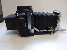 "Vintage Graflex Speed Graphic 3 1/4 x 4 1/4"" Folding Camera and Accessories"