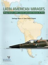 Latin American Mirages-Mirage III/5/F.1/2000 in Service with South America NEW