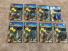 Vintage Tales From The Crypt Complete Action Figure Set NEW SEALED! ACE