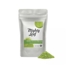 Brand New Mighty Leaf Organic Matcha Green Tea Powder, 3 Ounce Pouch