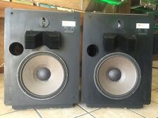 JBL L 300 Summit Monitor Speakers Classic Vintage 1978 Altavoces