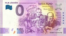 0 Euro Souvenir - FILM JANOSIK [NORMAL] EEBF 2021-2