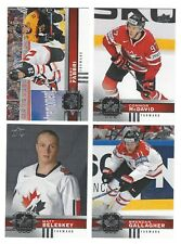 2017/18 UD Team Canada - Finish Your Set - Pick 5 Lot - Canadian Tire Excl.