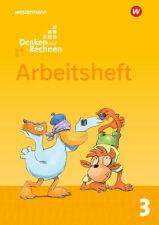 Denken und Rechnen 3. Arbeitsheft. Allgemeine Ausgabe