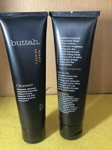 Lot of 2 buttah Dorion Renaud Facial Cleanser 3.4 fl oz NewSealed FreeSH