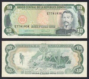 Republica Dominicana 10 pesos oro 1990 SPL/XF  C-09