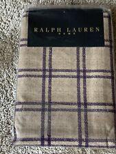 Ralph Lauren Pillowcase/ Pillow Sham, Surrey Garden Tattersall