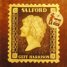 GEFF HARRISON Salford GER Press Nova 6.22 566 1976 LP