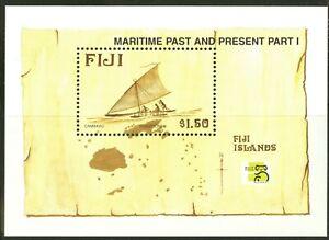 Fiji   1998   Scott # 834  Mint Never Hinged Souvenir Sheet